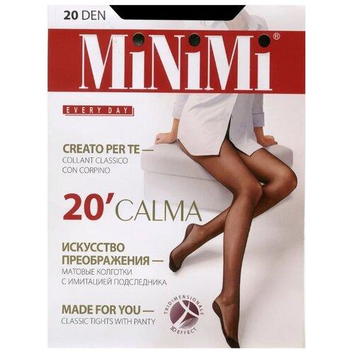 Колготки MiNiMi Calma 20 den daino 5-XL (MiNiMi)Колготки и чулки<br>