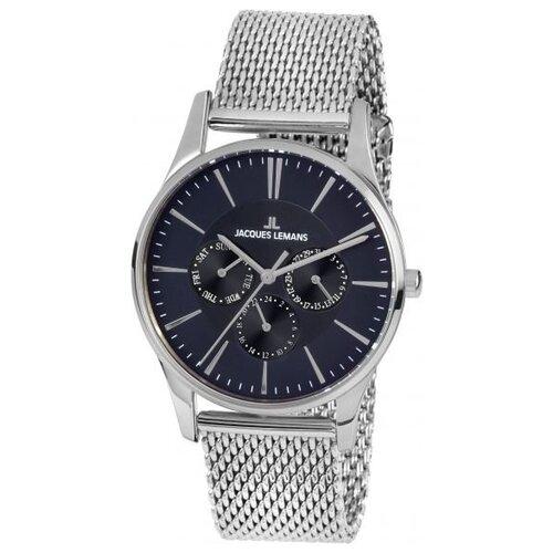 Фото - Наручные часы JACQUES LEMANS 1-1951G наручные часы jacques lemans 1 2110e
