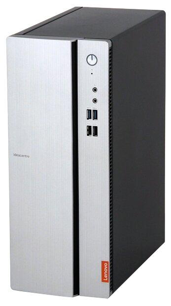 Настольный компьютер Lenovo 510-15IKL (90G80020RS) Mini-Tower/Intel Core i3-7100/8 ГБ/128 ГБ SSD+1 Т
