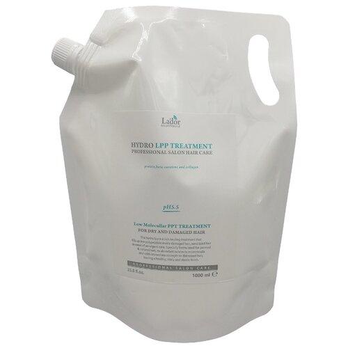Купить LADOR ECO HYDRO Протеиновая маска для поврежденных волос, 1000мл, La'dor