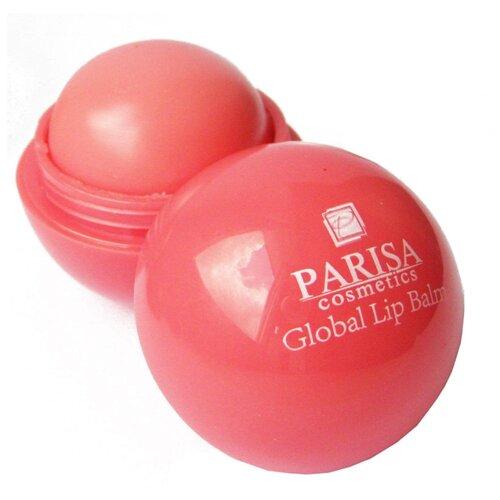 Parisa Бальзам для губ Клубника красный solomeya бальзам для губ полноразмерный продукт
