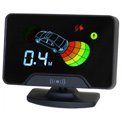 Парктроник модель AAALINE LCD-14 White