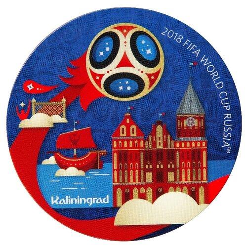 Магнит MILAND FIFA 2018 - Калининград магнит виниловый забивака вперед тм fifa 2018