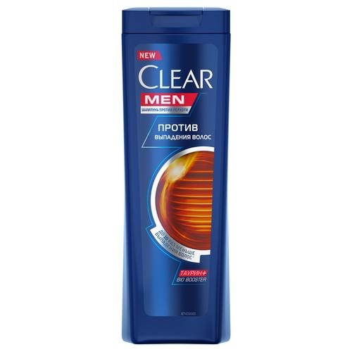 Clear шампунь против перхоти для мужчин Против выпадения волос, 200 мл ducray неоптид лосьон от выпадения волос для мужчин 100 мл