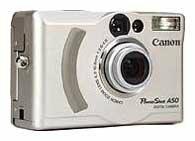 Фотоаппарат Canon PowerShot A50