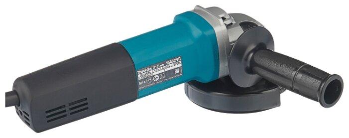 УШМ Makita 9565CVR, 1400 Вт, 125 мм
