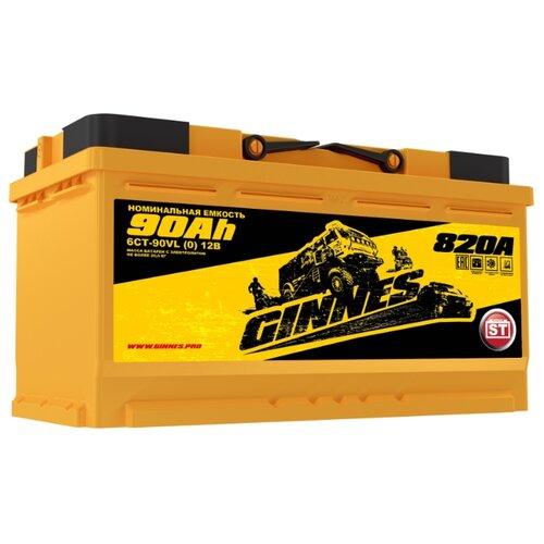 Аккумулятор для грузовиков GINNES Yellow GY9001