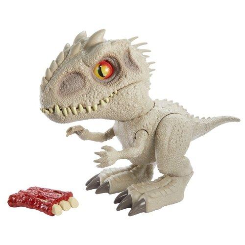 Купить Фигурка Mattel Jurassic World Свирепый Индоминус Рекс GMT90, Игровые наборы и фигурки