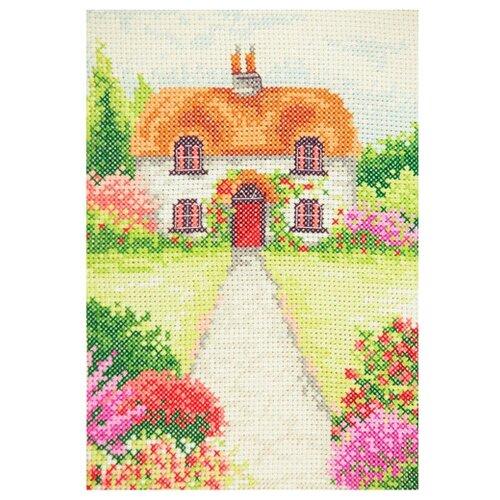 Купить Anchor Набор для вышивания Садовый домик 23 х 16 см (AK136), Наборы для вышивания