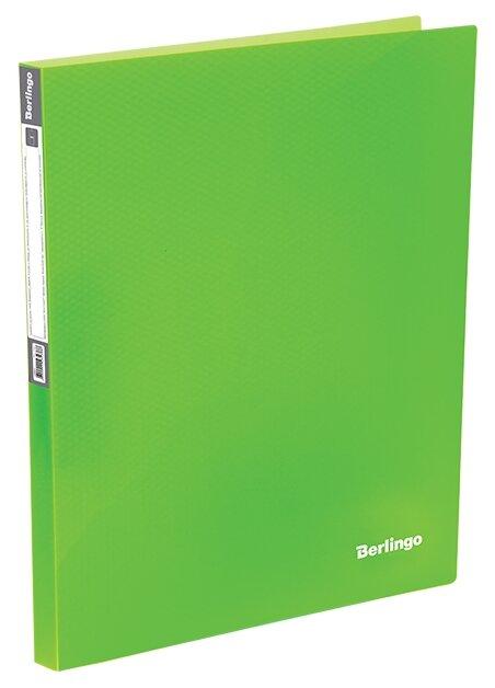 Berlingo Папка на 4-х кольцах Neon A4, 25 мм, 700 мкм, пластик — сколько стоит на Яндекс.Маркете