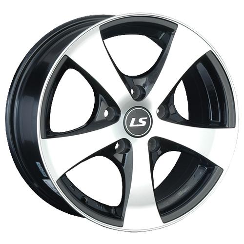 Фото - Колесный диск LS Wheels LS324 7x17/5x112 D57.1 ET45 BKF ls ls 843 7x17 5x114 3 d67 1 et45 bkf