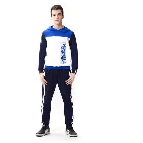 Купить Спортивный костюм Nota Bene размер 152, синий, Спортивные костюмы