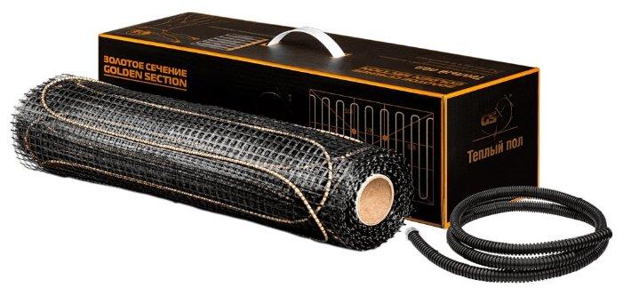 Нагревательный мат Золотое Сечение GS-1600-10,0 1600Вт