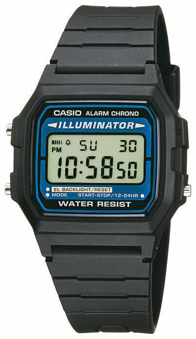 Наручные часы CASIO F-105W-1A