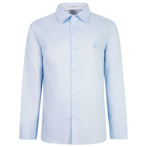 Рубашка Aletta размер 8(128), голубой