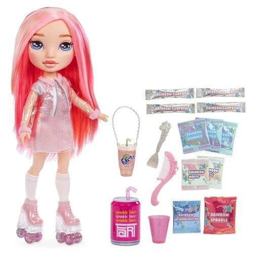 Купить Кукла-сюрприз Rainbow High Pixie Rose 36 см 571186, Куклы и пупсы