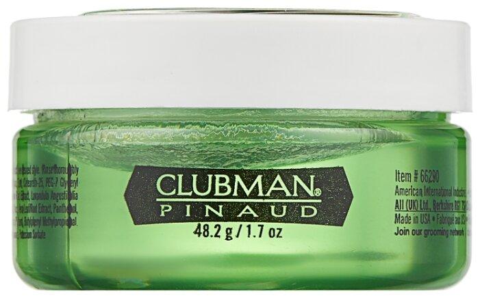 Clubman Помада для укладки слабой фиксации Light Hold Pomade, слабая фиксация