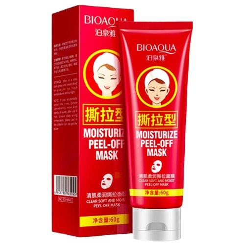 BioAqua маска-пленка для очищения кожи лица от черных точек, 60 г маска от черных точек с алиэкспресс