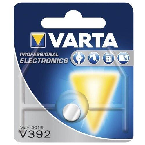 Фото - Батарейка VARTA V392, 1 шт. батарейка varta cr p2 1 шт