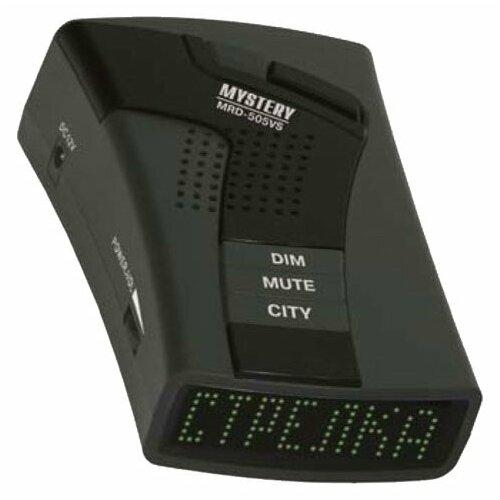 Радар-детектор Mystery MRD-505VS dvr radar mystery mrd 815hdvs