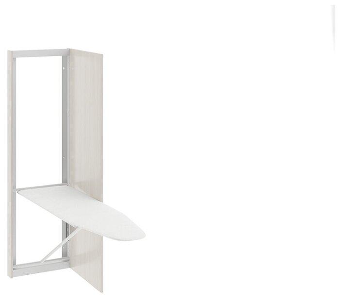 Купить Панель с зеркалом со встроенной гладильной доской Трия Тип-1 (Ясень шимо) по низкой цене с доставкой из Яндекс.Маркета (бывший Беру)