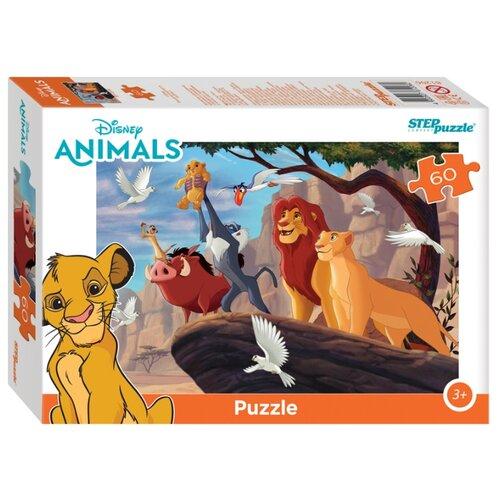 Мозаика puzzle 60 Король Лев (Disney)