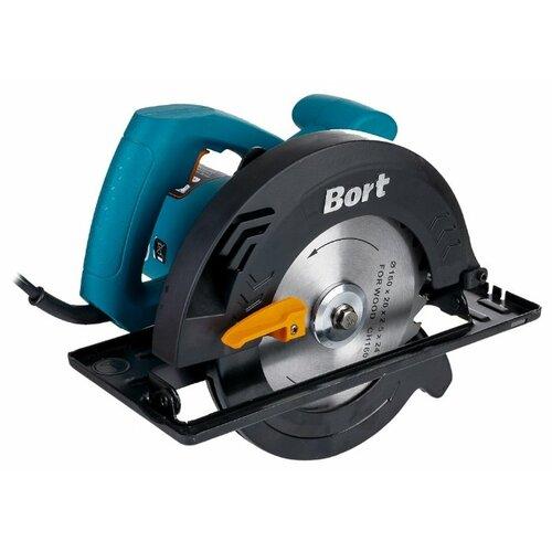 Дисковая пила Bort BHK-160U цена 2017