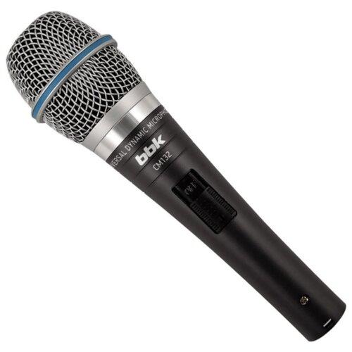Микрофон BBK CM132, темно-серый