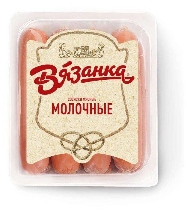 Стародворские колбасы Сосиски Молочные Вязанка в/у