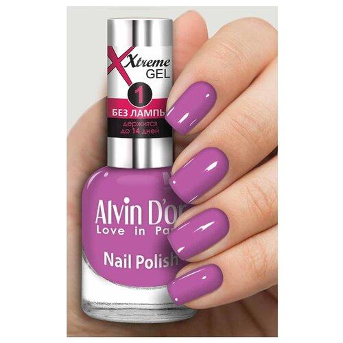 Лак Alvin D'or Extreme Gel, 15 мл, оттенок 5246 лак alvin d or extreme gel 15 мл оттенок 5227