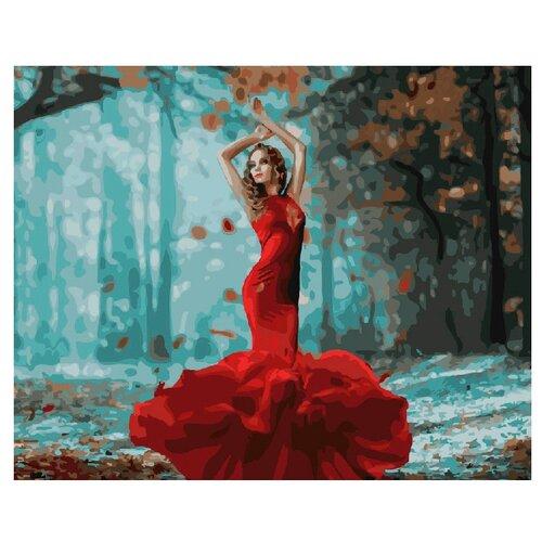 ВанГогВоМне Картина по номерам Танец в лесу, 40х50 (ZX 20935)Картины по номерам и контурам<br>
