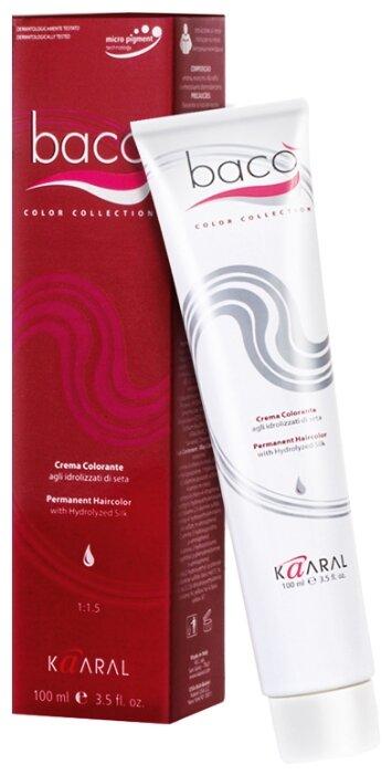 Kaaral Baco Color крем-краска для волос, 100 мл — купить по выгодной цене на Яндекс.Маркете