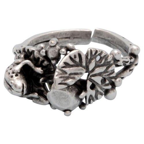 OTOKODESIGN Кольцо Лягушонок на лилии 54805 otokodesign кольцо круги на воде 55348