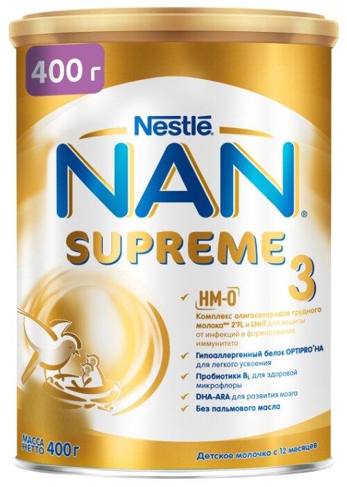 Смесь NAN (Nestlé) 3 Supreme (с 12 месяцев) 400 г