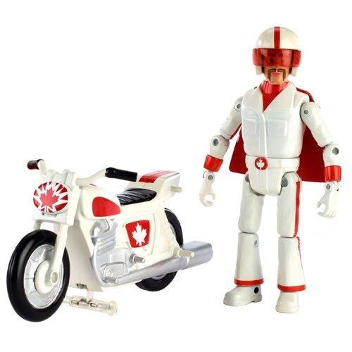 Купить Фигурка Mattel Toy Story 4 Дюк Бубумс на мотоцикле GRT97, Игровые наборы и фигурки