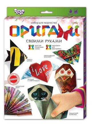 Danko Toys Oр-01-04 Оригами для девочек