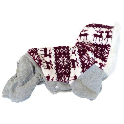 Костюм для собак Удачная покупка P0018 L серый / красный набор инструментов удачная покупка gjh01 серый