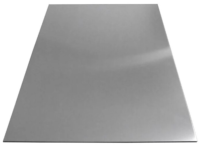 Лист гладкий алюминиевый GAH ALBERTS 464981 500х250 мм