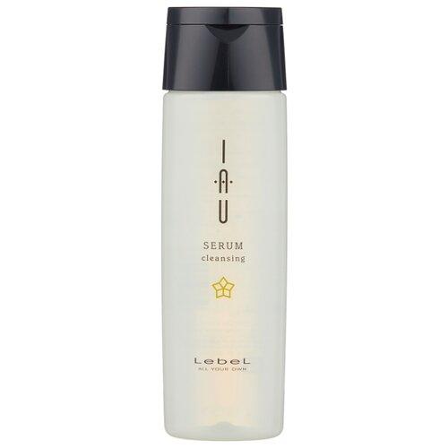 Фото - Lebel Cosmetics шампунь IAU Serum Cleansing Увлажняющий, 200 мл lebel cosmetics шампунь iau cleansing relaxment 200 мл