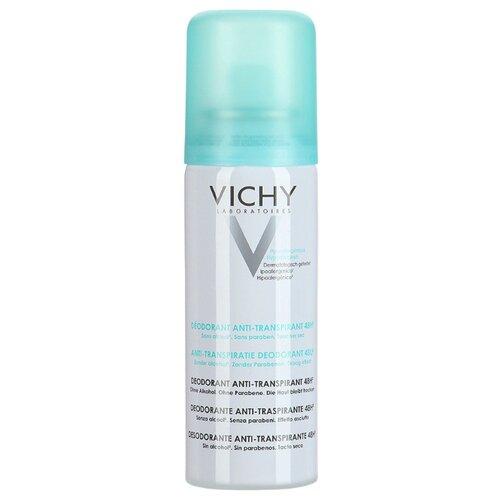 Vichy дезодорант-антиперспирант, спрей, регулирующий избыточное потоотделение 48 ч, 125 мл дезодорант крем 7 дней регулирующий избыточное потоотделение 30 мл