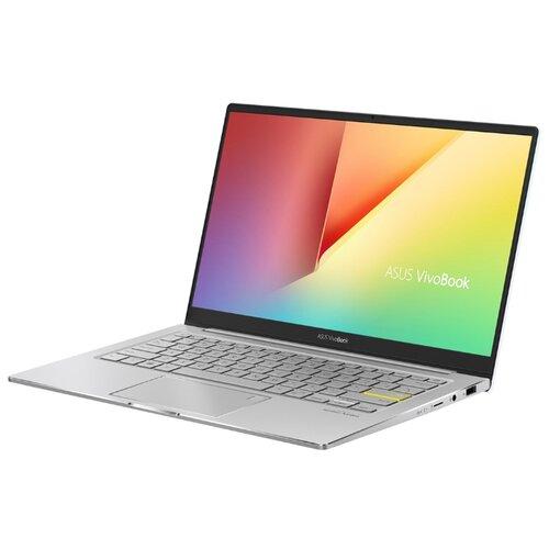 Ноутбук ASUS VivoBook S13 S333JQ-EG015 (90NB0QS3-M00260), белый/серебристый ноутбук asus vivobook 15 x512fa bq458t 90nb0kr3 m06430 серый