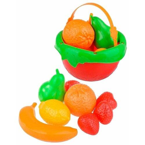Купить Набор продуктов Нордпласт В ведерке 441, Игрушечная еда и посуда