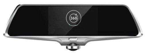 Видеорегистратор Eplutus D36, 2 камеры