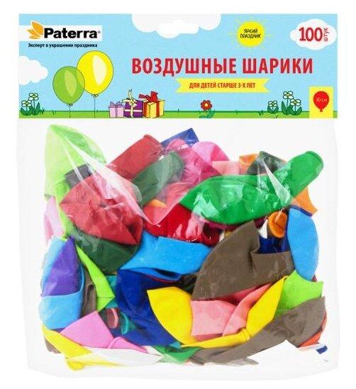 Набор воздушных шаров Paterra 100шт 401-542
