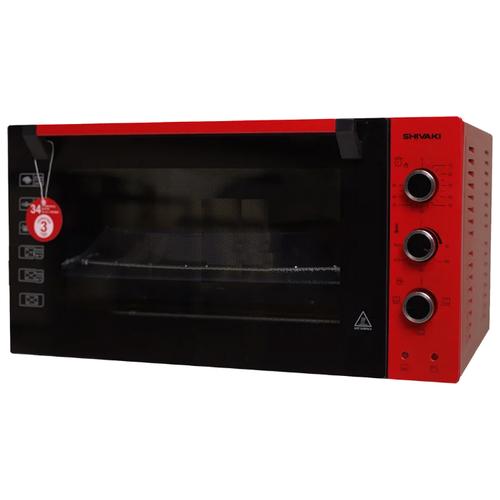 Фото - Мини-печь Shivaki MD 4218 E красный холодильник shivaki sdr 082s