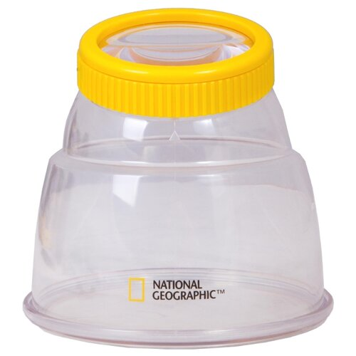Фото - Лупа BRESSER National Geographic XXL 73757 желтый держатель лазера для термопрессов schulze xxl xxl s xxl sx