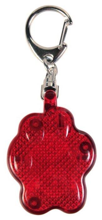 Маячок украшение на ошейник TRIXIE Safer Life Лапка