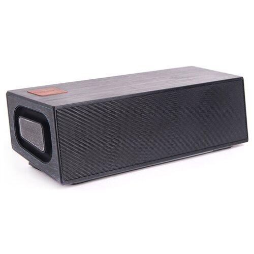Портативная акустика Atom BS-01 черный.