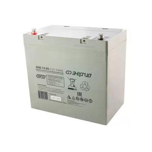 Купить Аккумуляторная батарея Энергия Е0201-0020 55 А·ч