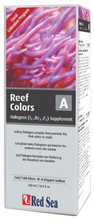 Red Sea Reef Colors A удобрение
